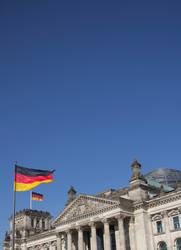 kippender Reichstag