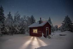 Winter Wunder Land in Schweden