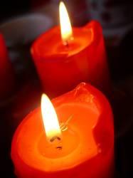 Candle-xmas
