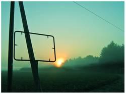 morgensonnenschein