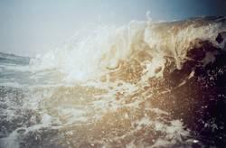 In den Wellen
