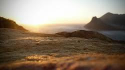 Sunset Chapman's Peak
