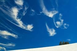 Skifahrerhimmel