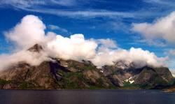 wolkenkratzer (für erdbeertorte)