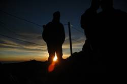 Kinabalu Sunrise