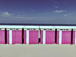 La plage (deux)