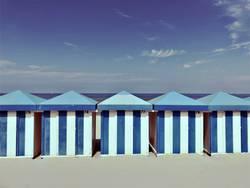 La plage (quatre)