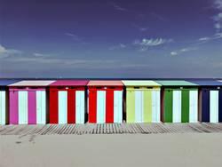 La plage (trois)