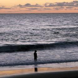Das Kind und das Meer