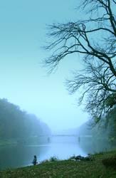 Der Nebelsee.