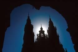 Kathederale in Santiago de Compostela