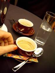 Zeit für einen Espresso II.