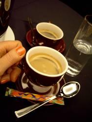 Zeit für einen Espresso I.