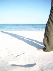 Lonesome on the beach II