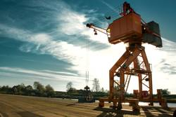 the crane 2