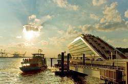 Schiff-Anleger-Haus