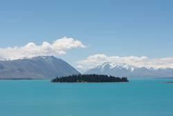 Lake Tekapo Neuseeland XI