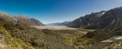 Tasman River Neuseeland VI