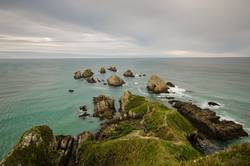 Nugget Point Neuseeland IIX