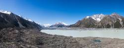 Tasman Lake Neuseeland VII