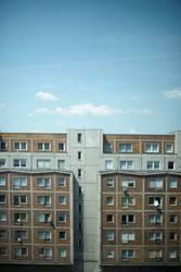 hochhausansicht | himmel über berlin2
