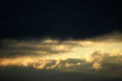 Der Himmel öffnet sich