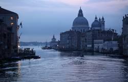 Morgendämmerung in Venedig
