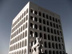Palazzo della Civiltà Italiana *two*
