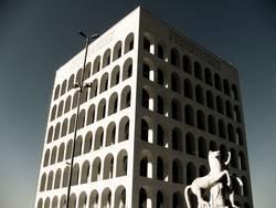 Palazzo della Civiltà Italiana *four*