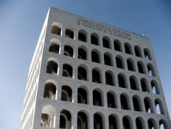 Palazzo della Civiltà Italiana *three*