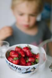 Bang! Erdbeeren!