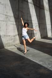 Tanz vor Schatten