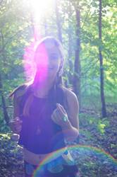 Einfach mal im Wald tanzen