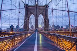 brooklyn bridge 5 pm