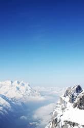 über 3000 m