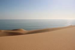 Am Ende der Wüste