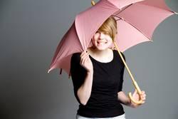 Schirmchen. Schirmchen.