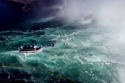 Eine lustige Bootsfahrt...