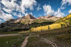 Maroon-Snowmass Wilderness in Colorado