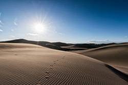Great Sand Dunes National Park, Colorad
