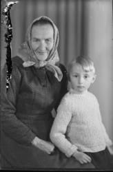 Oma & Enkel