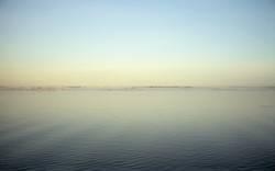 Morgens auf der Ostsee