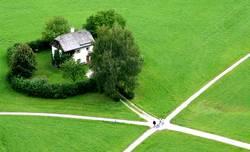Mein Haus im Grünen