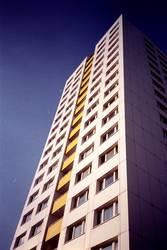 Blau Weiß Gelb