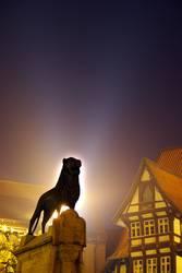 Der König unter den Löwen