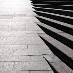 Treppe und Boden ;)