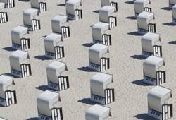 Beach Monokultur