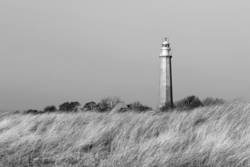 Leuchtturm im Nirgendwo