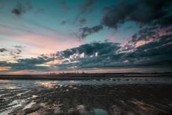Le Havre, Sonnenuntergang