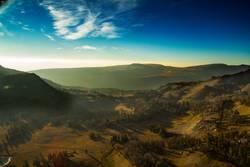 Landschaftspanorama